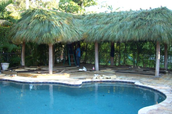 Pinecrest Tiki Hut