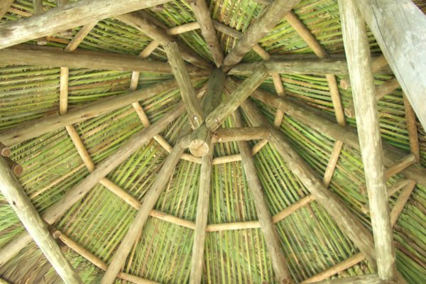 Tiki Hut Maintenance, Rethatching, Repairs